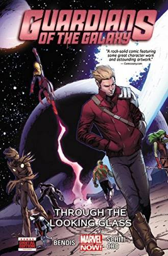 Guardians Of The Galaxy Volume 5: Through The Looking Glass (Hardback)
