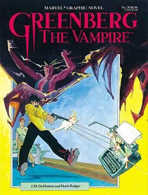 Greenberg The Vampire (Paperback)