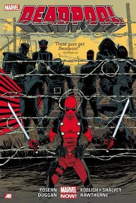 Deadpool By Posehn & Duggan Volume 2 (Hardback)