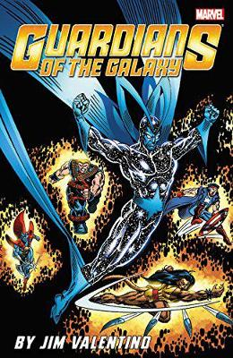 Guardians Of The Galaxy By Jim Valentino Volume 3 (Paperback)