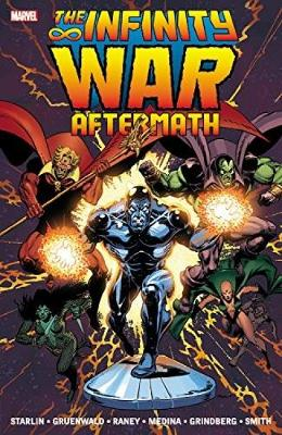 Infinity War Aftermath (Paperback)