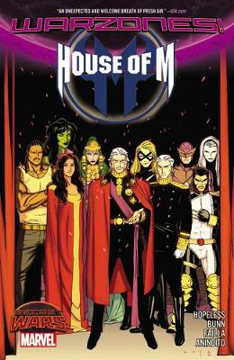 House Of M: Warzones! (Paperback)