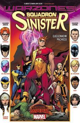 Squadron Sinister (Paperback)
