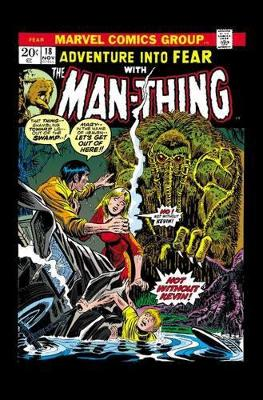 Man-thing: The Complete Collection Volume 1 (Paperback)