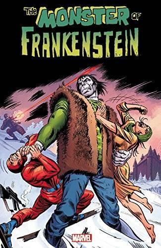 Monster Of Frankenstein (Paperback)