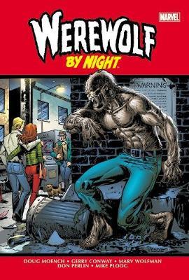 Werewolf By Night Omnibus (Hardback)