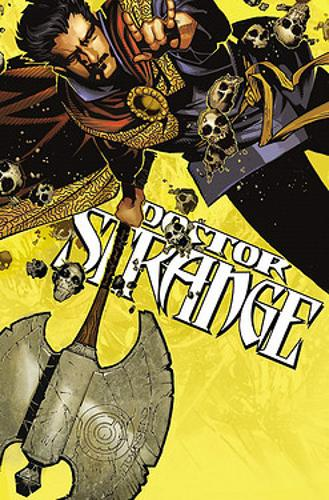 Doctor Strange Vol. 1: The Way Of The Weird (Paperback)