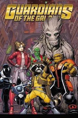 Guardians Of The Galaxy: New Guard Vol. 1: Emporer Quill (Paperback)