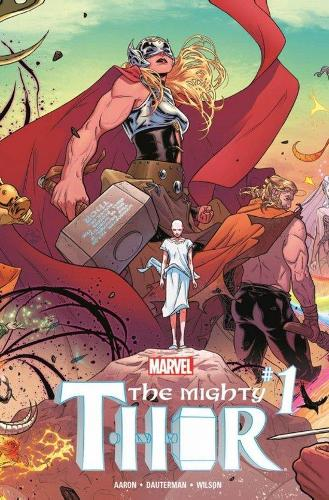 Mighty Thor Vol. 1: Thunder In Her Veins (Paperback)