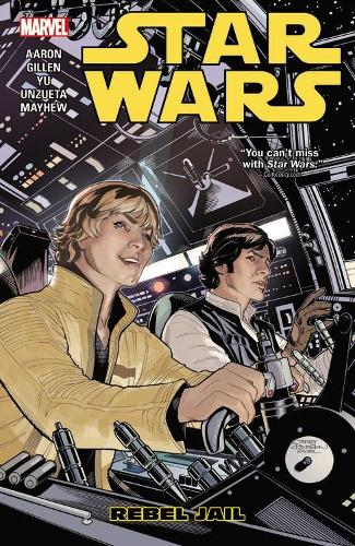 Star Wars Vol. 3: Rebel Jail (Paperback)