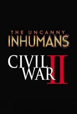 Uncanny Inhumans Vol. 3: Civil War Ii (Paperback)
