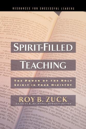 Spirit-Filled Teaching (Paperback)
