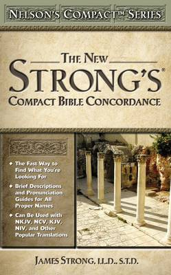 Nelson's Compact Series: Compact Bible Concordance (Paperback)