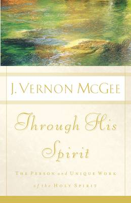 Through His Spirit: The Person and Unique Work of the Holy Spirit (Hardback)