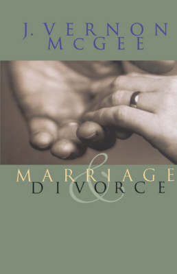Marriage and Divorce (Paperback)