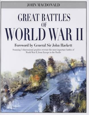 Great Battles of World War II (Hardback)