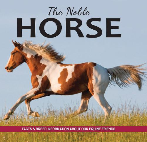 The Noble Horse: Facts and breed information on our equine friends (Paperback)