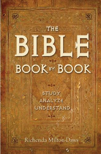 The Bible Book by Book (Hardback)