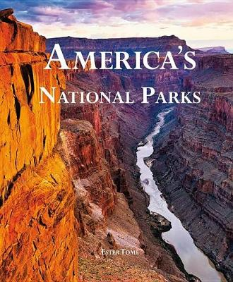 America's National Parks - Sassi Travel (Hardback)