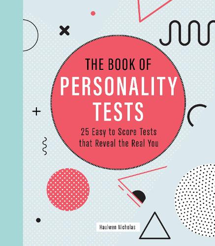 The Book of Personality Tests: 25 Easy to Score Tests that Reveal the Real You - Puzzlecraft 8 (Paperback)