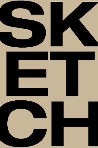 Sketch - Medium Kraft - Creative Keepsakes 14 (Paperback)