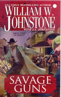 Savage Guns (Paperback)