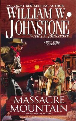 Massacre Mountain (Paperback)
