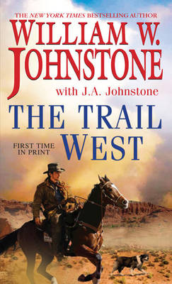 The Trail West (Paperback)