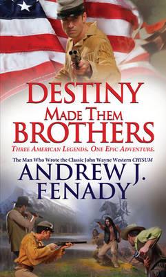 Destiny Made Them Brothers (Paperback)