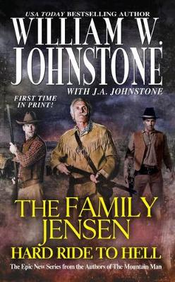 Family Jensen Hard Ride To Hell (Paperback)