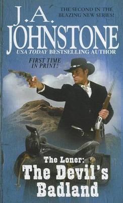 The Loner: The Devil's Badland (Paperback)