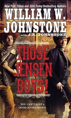 Those Jensen Boys! (Paperback)