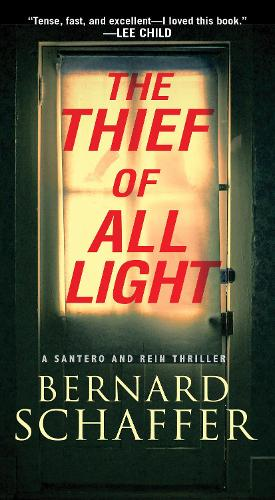 The Thief of All Light - A Santero And Rein Thriller (Paperback)