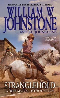 Stranglehold - A Duff Maccallister Western (Paperback)