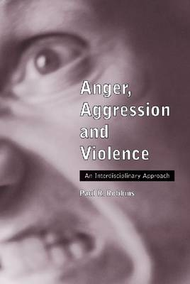 Anger, Aggression and Violence: An Interdisciplinary Approach (Paperback)