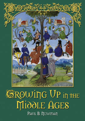 Growing Up in the Middle Ages (Paperback)