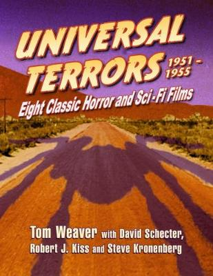 Universal Terrors, 1951-1955: Eight Classic Horror and Science Fiction Films (Hardback)