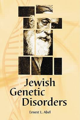 Jewish Genetic Disorders: A Layman's Guide (Paperback)