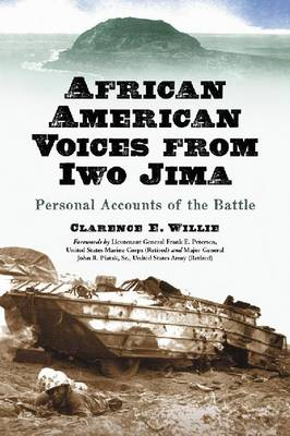 African American Voices from Iwo Jima (Paperback)