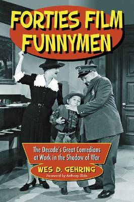 Forties Film Funnymen (Paperback)