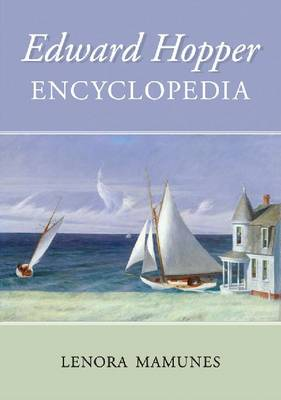 Edward Hopper Encyclopedia (Hardback)