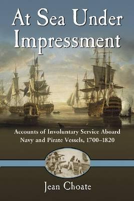 AT SEA UNDER IMPRESSMENT (Paperback)