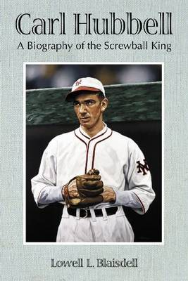 Carl Hubbell (Paperback)