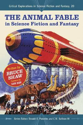 The Animal Fable in Science Fiction and Fantasy (Paperback)