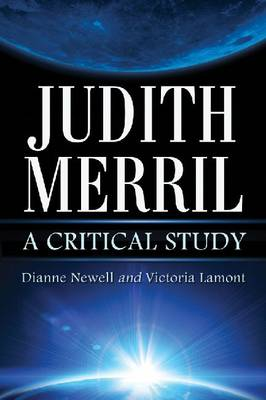 Judith Merril: A Critical Study (Paperback)