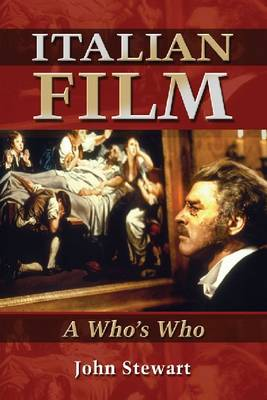 Italian Film: A Who's Who (Paperback)