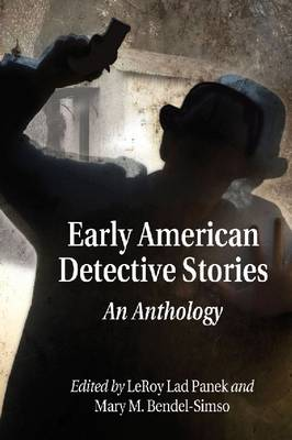 Early American Detective Stories: An Anthology (Paperback)