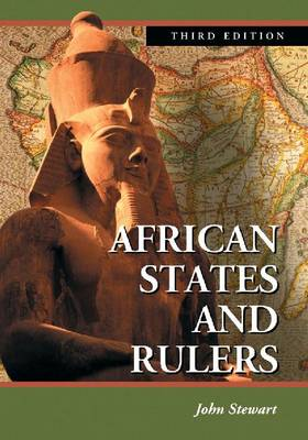 African States and Rulers (Paperback)