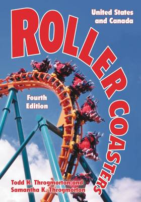 Roller Coasters: United States and Canada (Paperback)