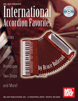 International Accordion Favorites (Paperback)